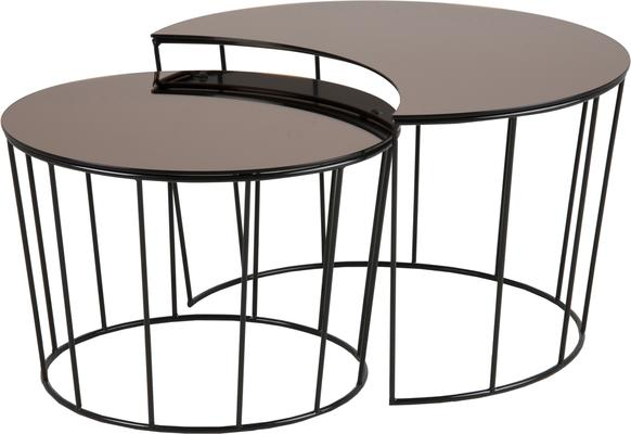 Sunmin coffee table set