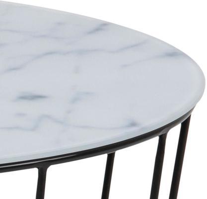 Sunmin coffee table set image 9