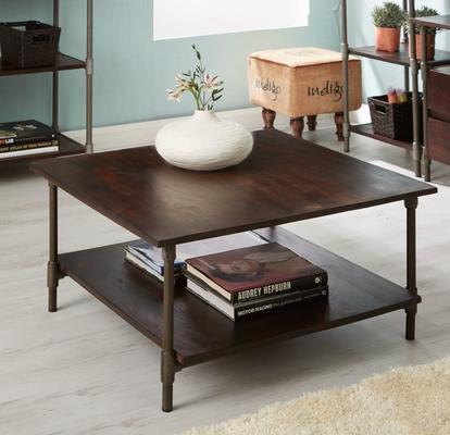 Santara square coffee table