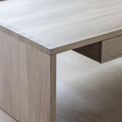 Kielder Rectangular Coffee Table Solid Oak image 6