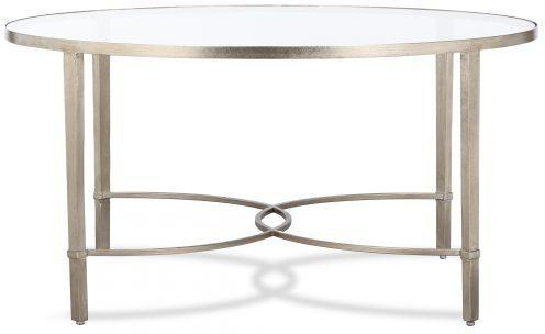 Cumberland Coffee Table Antique Silver or Gold image 5