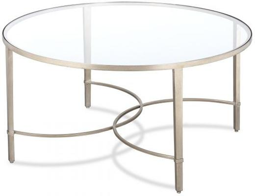 Cumberland Coffee Table Antique Silver or Gold image 6