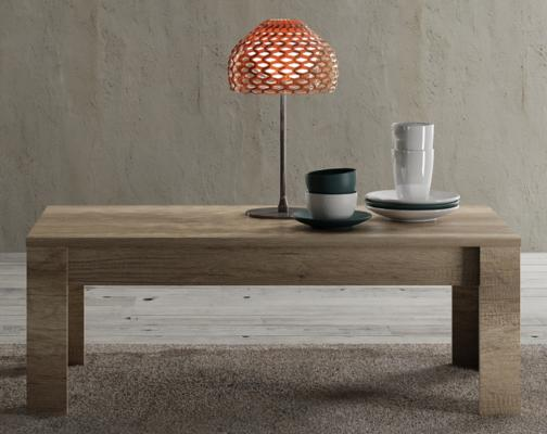 Livorno Coffee Table - San Remo Oak finish