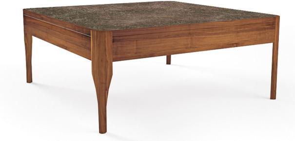 Chiara square coffee table