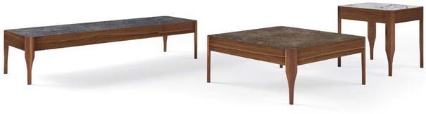 Chiara rectangular coffee table image 2