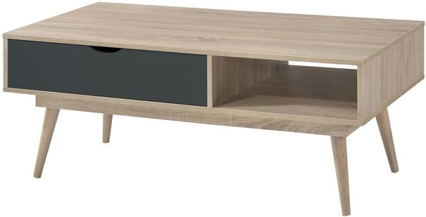 Scuna coffee table with drawer image 4