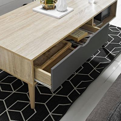 Scuna coffee table with drawer image 6
