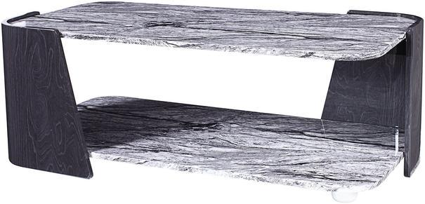 Sorrento Coffee Table Dark Grey Slate High Gloss - JF907 image 5