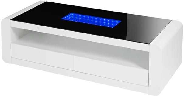 Curix (LED) coffee table