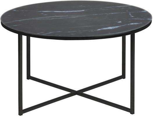 Alismar round coffee table image 3