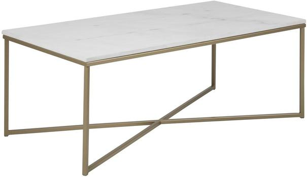 Alismar (marble) coffee table