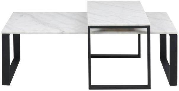 Katrina (marble) coffee table set image 2