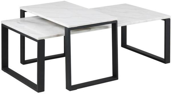 Katrina (marble) coffee table set image 3