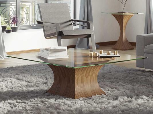 Tom Schneider Estelle Coffee Table image 9