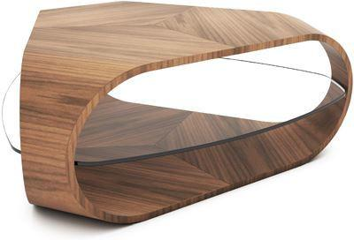 Tom Schneider Cornerless Tri Coffee Table image 3