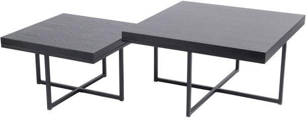 Chancery Black Ash Coffee Table Large image 2