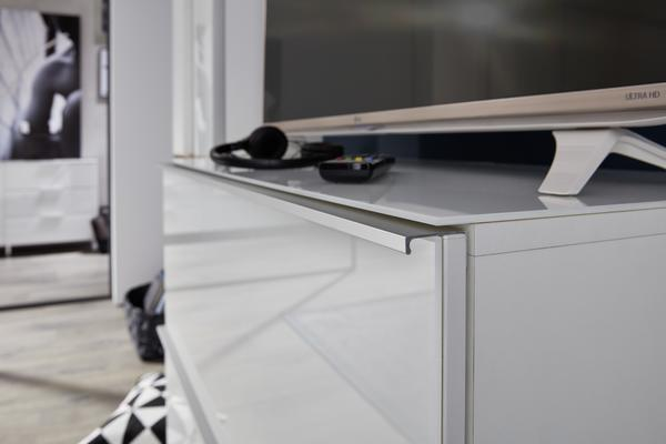 Laura Coffee Table - White image 2