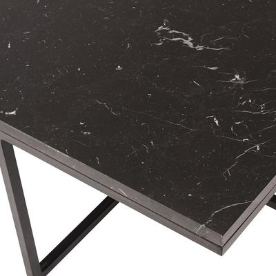 Chancery Marquina Marble Coffee Table Small image 2