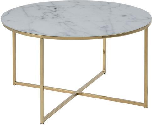 Alismar round coffee table (Sale)
