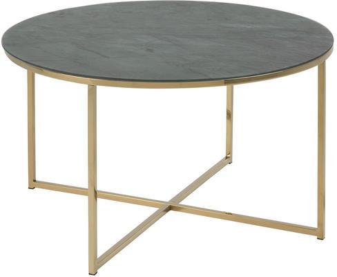 Alismar round coffee table (Sale) image 2