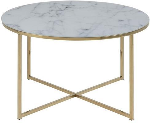 Alismar round coffee table (Sale) image 3