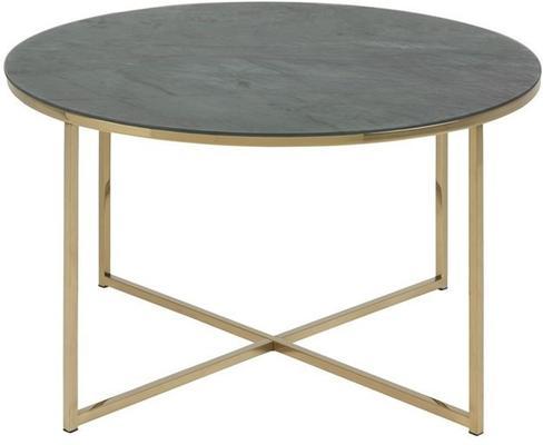 Alismar round coffee table (Sale) image 4