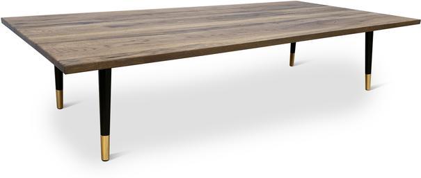 Cap coffee table