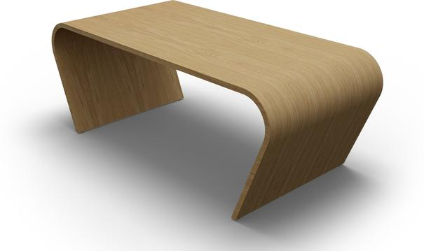 Tom Schneider Taper Coffee Table image 3