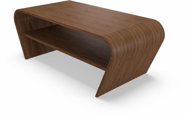 Tom Schneider Taper Coffee Table image 5