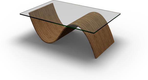 Tom Schneider Pulse Coffee Table image 3