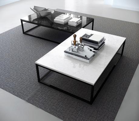 Prairie (marble) coffee table image 15