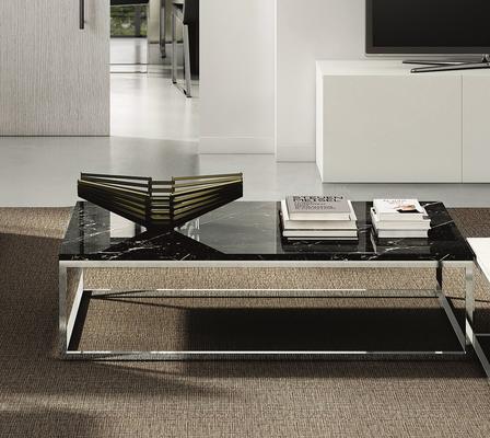 Prairie (marble) coffee table image 16