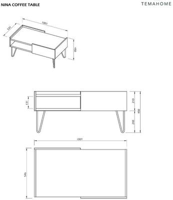 Nina coffee table image 12
