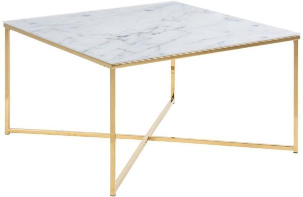 Alismar square coffee table (Sale) image 2