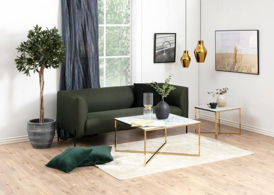 Alismar square coffee table (Sale) image 3