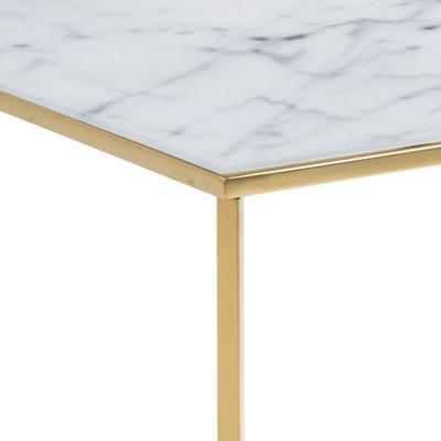 Alismar square coffee table (Sale) image 4