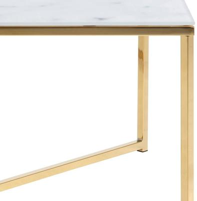 Alismar square coffee table (Sale) image 6
