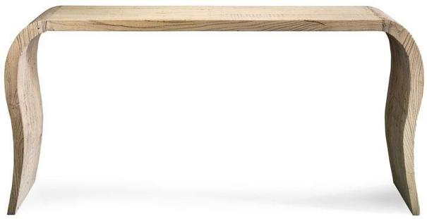 Curved Console Table image 4