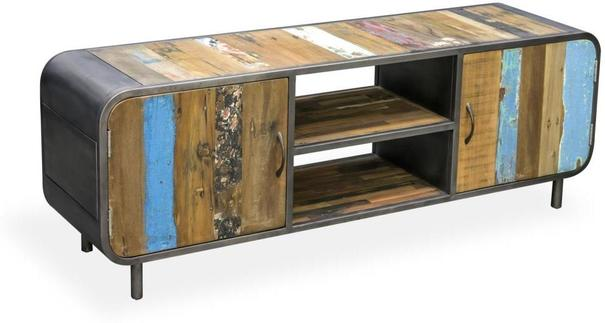 Brooklyn Finest Industrial Media Console