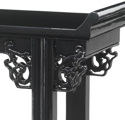 Altar Table, Black Lacquer image 3
