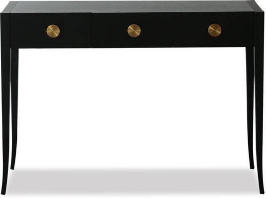 Orly Wenge Oak Console/Dressing Table image 2