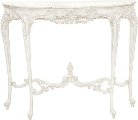 Ornate French Console Table