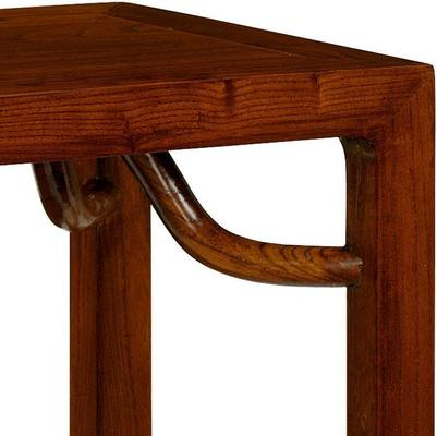 Ming Console Table, Warm Elm image 2