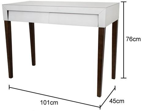Shagreen Dressing or Console Table image 2