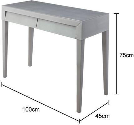 Shagreen Dressing or Console Table image 4