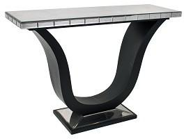 Art Deco Mirrored Console Table image 2