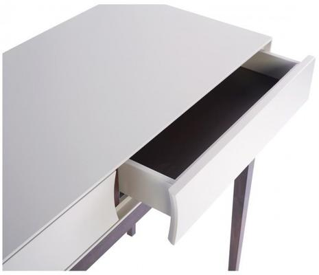 Lux 2 drawer console table image 2