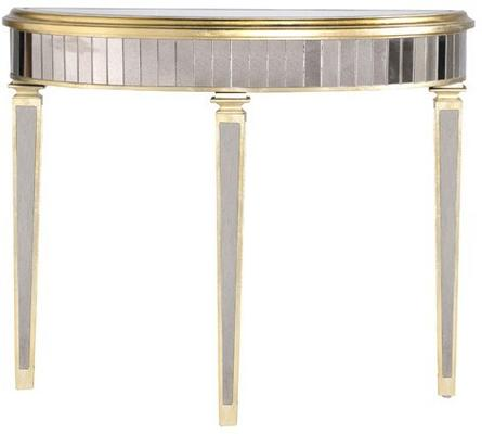 Curved Venetian Console Table image 2