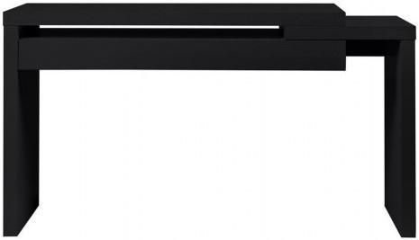 TemaHome Reef Console Table Contemporary Matt White Lacquer image 2