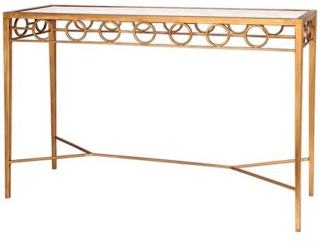 Circles Console Table